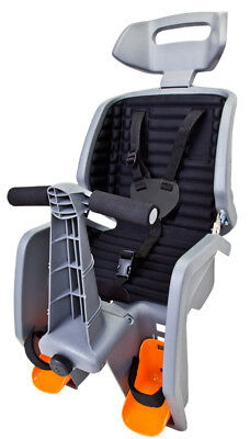 Sunlite Deluxe Child Carrier Baby Seat Sunlt Qr Dlx W/aly Rack 26in