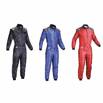 OMP KS-4 CIK-FIA Level 1 Approved Karting / Kart Suit (KK01724)
