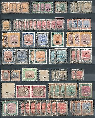British Africa Camels Postman Early M&U Collection(Approx 330+Items) AU8021