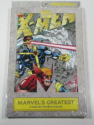 Marvel Greatest Collector's 4 Pack Comics- X-Men, Wolverine, What If? 1993