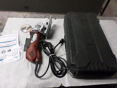 Intertek Rotorazer Saw Platinum RZ200 W/CASE