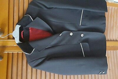 childs show jacket