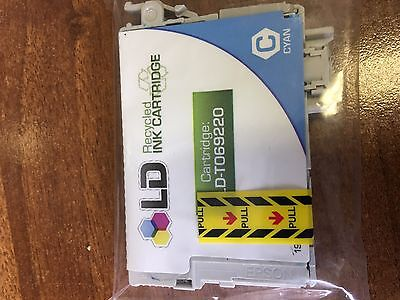 Recycled ink cartridge set of 14, epson lD-TO69 x  stylus CX,NX Series/workforce