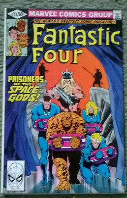 marvel comics - fantastic four #224 nov 1980,high grade nm-,bagged & boarded