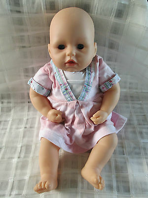 Zapf Creations Baby Annabel (?) talking baby doll 2012