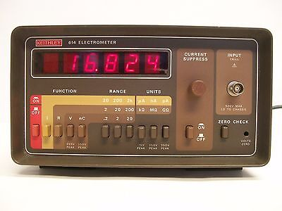 Keithley Instruments 614 Electrometer
