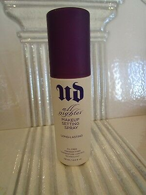 Urban Decay All Nighter Makeup Setting Spray 4 Oz Read Details Please