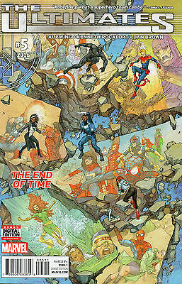 The Ultimates #5 (NM) May 2016 Ewing/ Rocafort  (1st Print) MARVEL