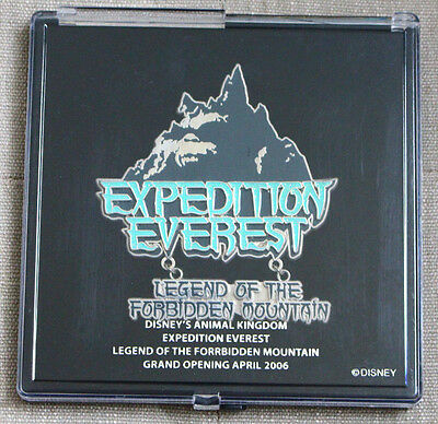 Expedition Everest Imagineering Exclusive Grand Opening Jumbo Pin, WDW, 2006