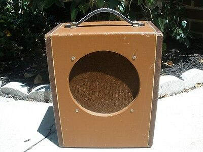 1940's? Valco Vintage Tube Combo Amp - 2 Tone Covering - Super Cool!