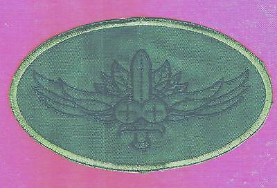 Israel Idf Combat Intelligence Collection  Corps New Regiment  Patch