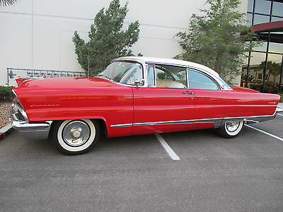 1956 Lincoln Premiere 2 door Want the Best of the Best ? Over $150k in receipts 3 year restoration !!!