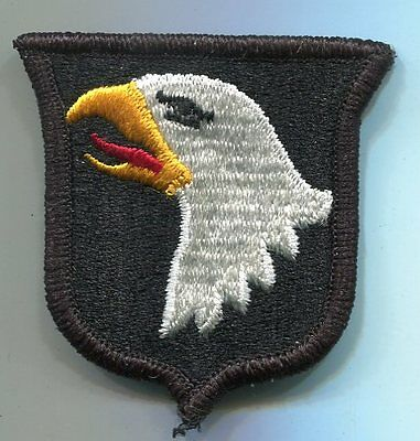 US Army 101st Airborne Division Color Patch IRON ON