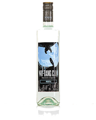 Wu Tang Clan Original 700mL bottle Liqueur Vicrtoria