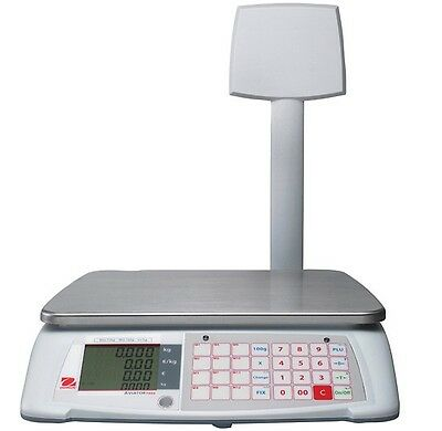 Ohaus A71P30DTNUS Aviator 7000 Price Computing Tower Scale-60lb/30kg