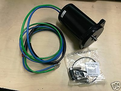 New Outboard Tilt Trim Motor Replaces OMC 5007776 5005756, Arco Marine 6247
