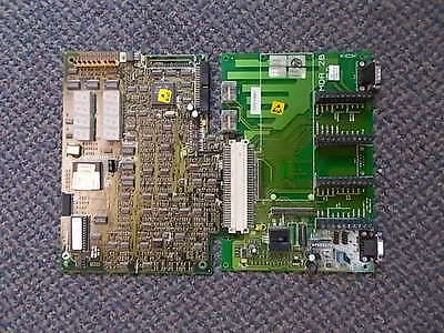 Emerson / Control Techniques Mentor 2 Control Board Mda1 And Mda2B