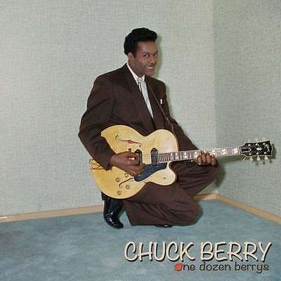 LP & CD Chuck Berry One Dozen Berrys DELUXE COLOURED VINYL AND CD PACKAGE