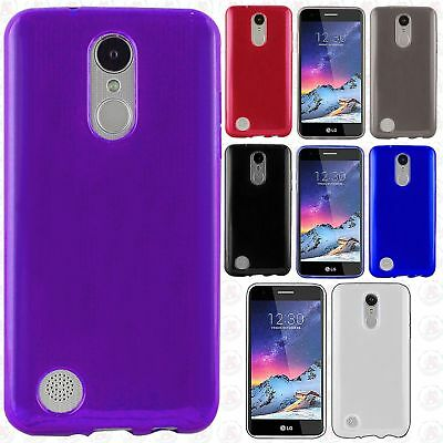 FOR METROPCS LG Aristo 3 TPU CANDY Flexi Gel Skin Case Phone