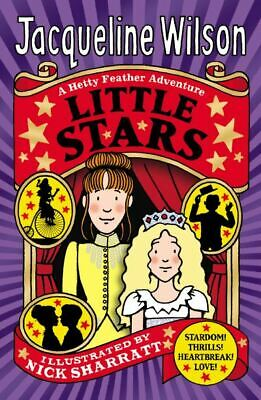 A Hetty Feather adventure: Little stars by Jacqueline Wilson (Paperback)