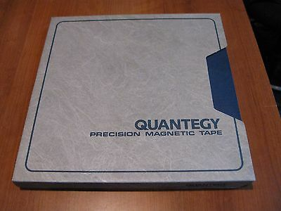 "Quantegy 1/2"" x 14"" Precision Empty Reel NEW!! PRICE REDUCED TO DEALER COST!"