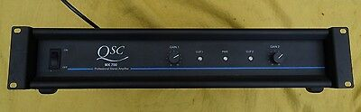 QSC MX700 Power Amplifier Amp
