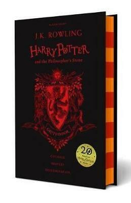 NEW Harry Potter and the Philosopher's Stone - Gryffindor Edition By J.K. Rowlin