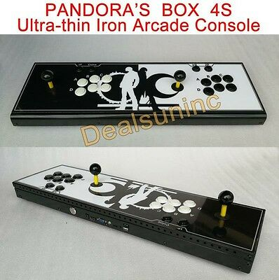 2017 New Pandora box 4s multiplayer home Arcade Console 680 Games All in one XE