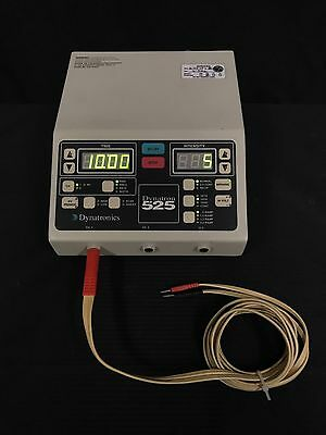 Dynatron Dynatronics 525 3 Channel Stim Chiropractic Physical Therapy