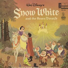 Original Soundtrack - Snow White And The Seven Dwarfs - Disneyland #413185