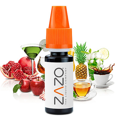 10ml E Liquid / E Juice - Made in Germany - 0/8/16mg Nicotine - 29,90 EUR/100ml