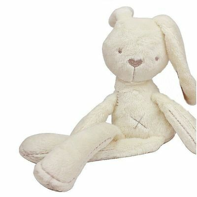 Plush Rabbit Cute Baby Soft Plush Toys 1 PC Bunny Sleeping Mate Stuffed