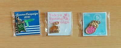 CRAZY FOR YOU, SOUND OF MUSIC, THE LION KING Japan Musical Three Accessories set