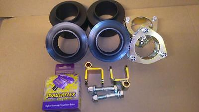 "suzuki vitara 2"" suspension lift kit with camber correction bolts"