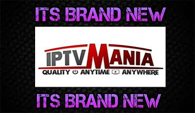 IPTV 12 Month   ZGEMMA ANDROID MAG SMART TV ANY ENIGMA 2 BOX