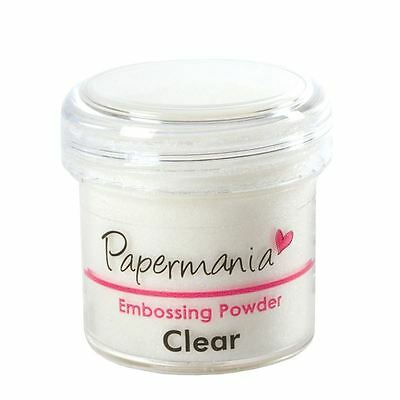 Embossing Powder Docrafts 1 oz  Clear PMA 4021000
