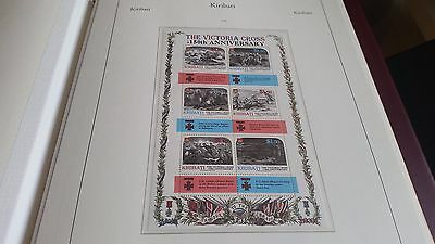 Kiribati 2006 Sg 780-785 150Th Anniv Of The Victoria Cross Mnh