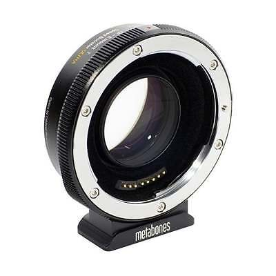 Metabones MB_CY-E-BT1 Contax/Yashica Lens to Sony EMount Camera T Adapter, Black