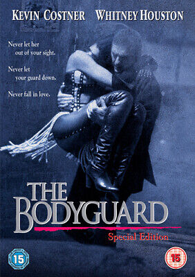 The Bodyguard DVD (2005) Kevin Costner
