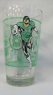 Green Lantern ~ Cover Wrap ~ New 16 oz Glass by ICUP