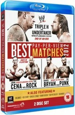 WWE: Best PPV Matches 2012 (Blu-ray) - Official WWE DVD Store