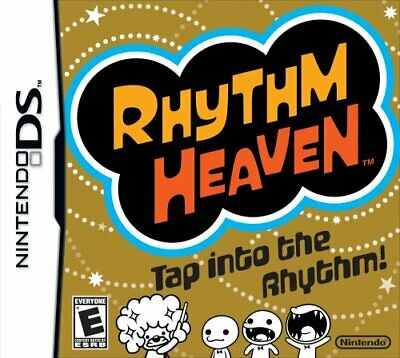 Game - Rhythm Heaven (Rhythm Paradise) (Nintendo DS) - Game  68VG The Cheap Fast