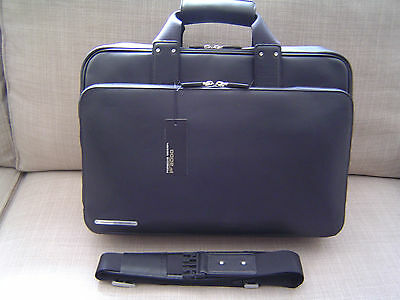 Porsche Design CL2 BriefBag M Business Laptop Messenger Tasche Leder NEU