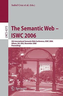 The Semantic Web - ISWC 2006