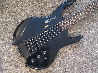 Hohner ''The Jack'' Professional headless bass.