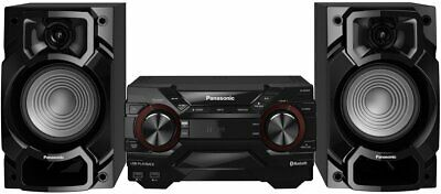 NEW Panasonic SC-AKX220GNK Mini Hi-Fi System with Bluetooth