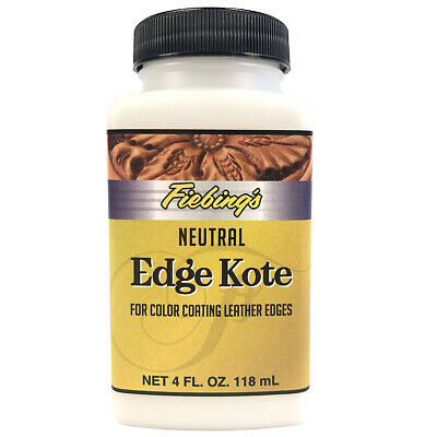 Fiebing's Edge Kote Neutral 4 oz Edge Finish