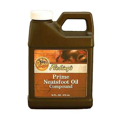 Fiebing's Prime Neatsfoot Oil Compound 16 fl. oz. 473 mL
