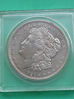 1921 P US Morgan Silver Dollar