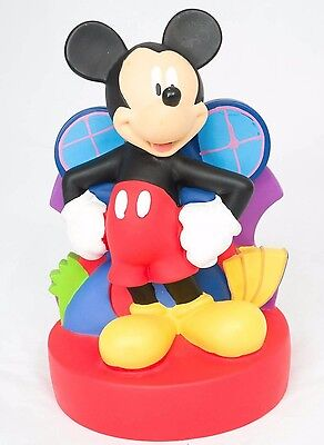 Mickey Mouse Piggy Bank Disney Clubhouse Coins Peachtree